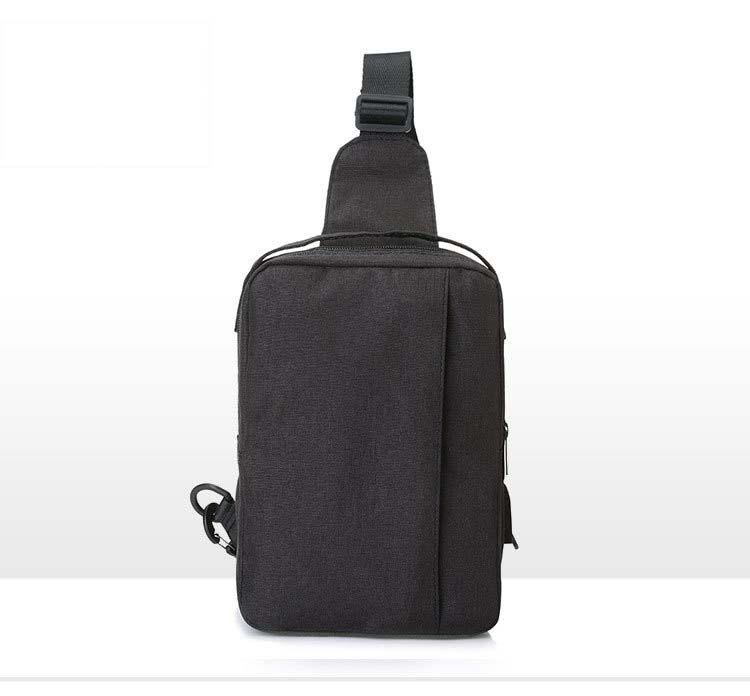New urban casual man bag business simple shoulder bag fashion FAN nylon chest bag