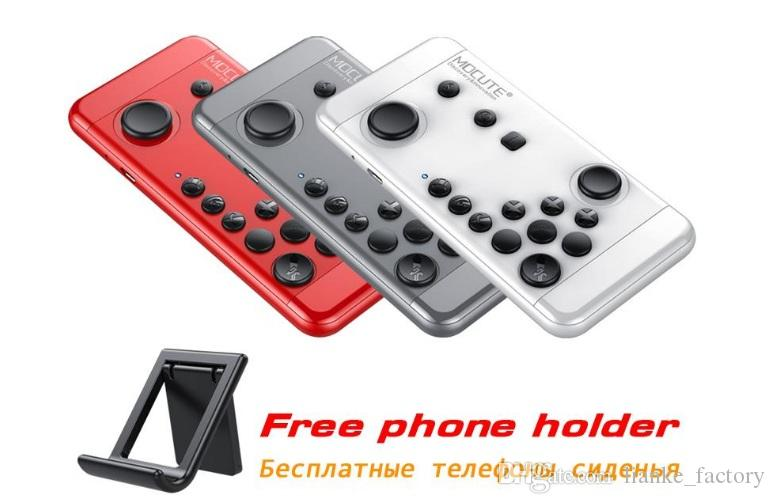 MOCUTE 055 GamePad Joystick wireless Bluetooth Controller Remote Control Game pad For IOS Android Phone Tablet PC