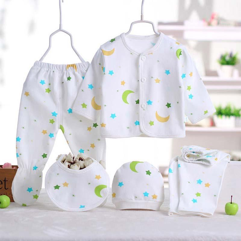 f97911305237 2019 Newborn Clothes Tracksuit 0 3 Months Baby Boy Clothes Autumn Baby Girl  Infant Underwear Set Unisex Clothing Suit From Oliveer