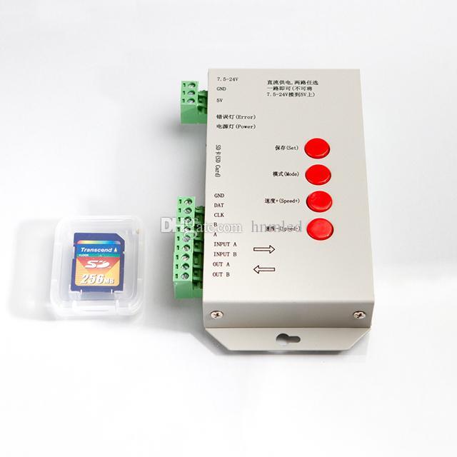 Beste Preis 1 Stücke 8 Kanal 2 Gruppen Dmx512 Decoder Led-controller 100% Original Licht & Beleuchtung Rgb-controller
