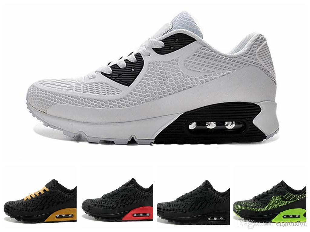 Nike Air Max 90 Airmax Scarpe da corsa all'ingrosso Top nuove scarpe da esterno a buon mercato Sneaker causale donne Sneakers sportive di sconto