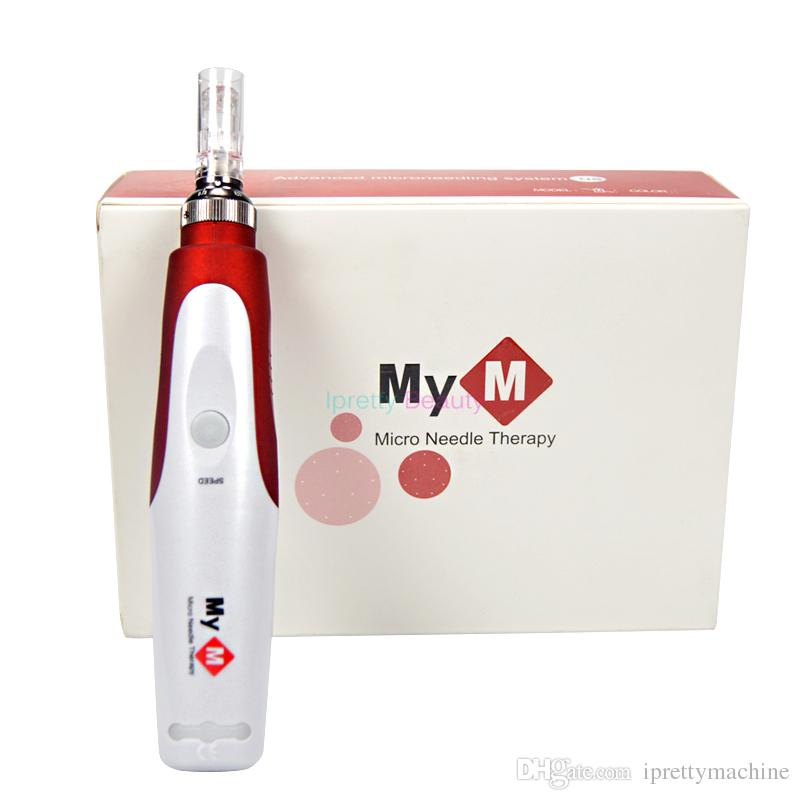 Best Selling Professional Korea Dr Pen Stamp Electric Derma Pen Ultima A6 With Of Micro Derma Pen Needles