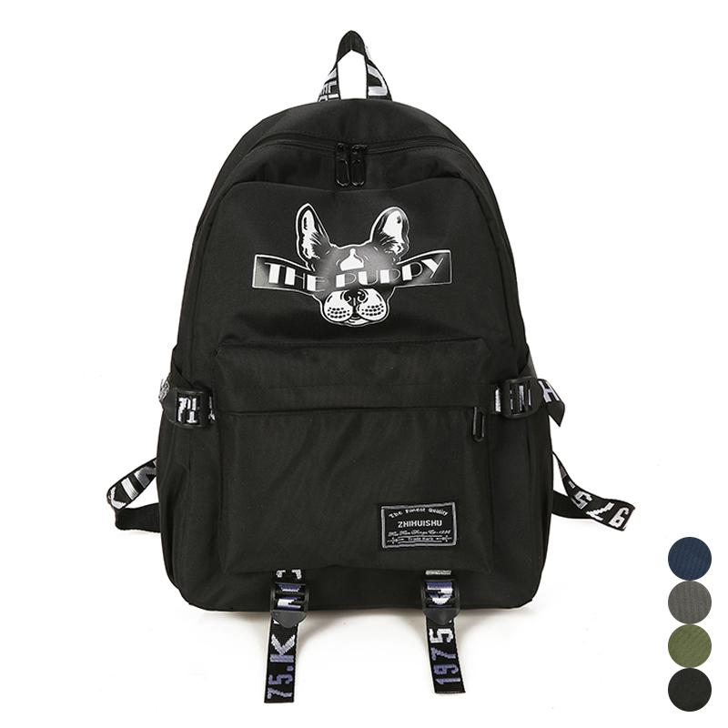 16c092ef15 Casual Backpack Waterproof Nylon School Bag For Boys Girls High Quality  Large Capacity College Student Bookbag Women Travel Bags Bookbags Backpack  Purse ...