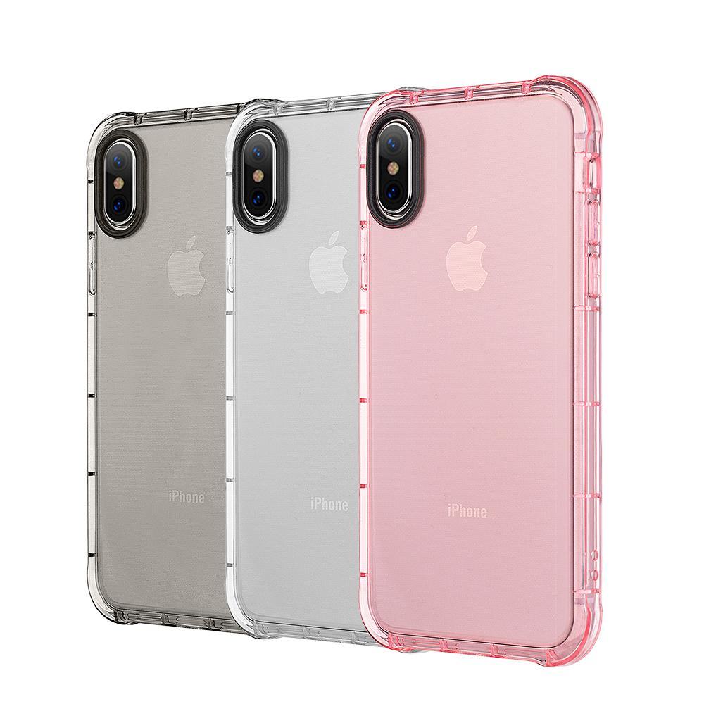 68e6be43057 Fundas Para Moviles Baratas Para IPhone Samsung TPU Funda De Teléfono Apple  Xs Max Xr Galaxy Note 9 O Más Transparente Transparente Teléfono Celular  Ultra ...