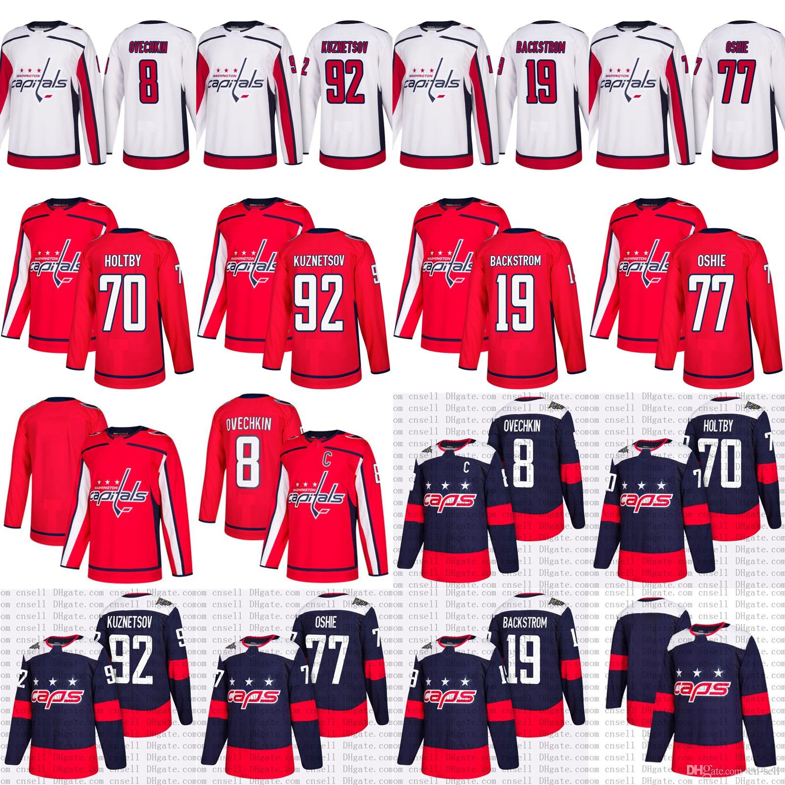 uk availability eb42f f022d mens washington capitals blank navy blue 2018 stadium series ...