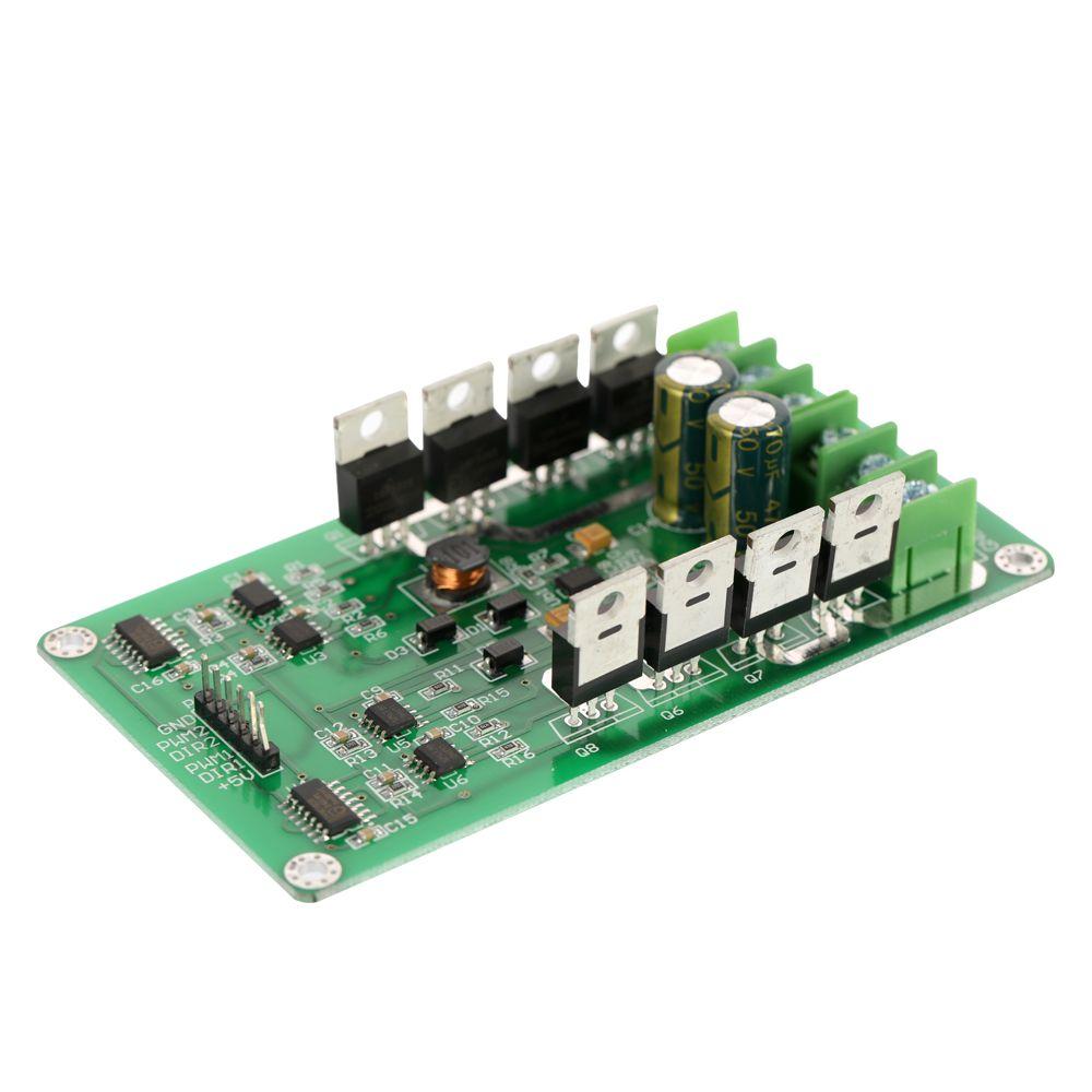 2019 3v 36v dual motor driver board module h bridge dc mosfet