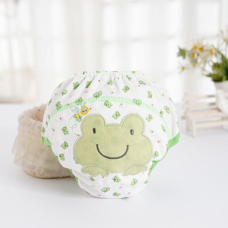 Cute Baby Cotton Training Pants Baby Reusable Diapers Cloth Diaper Washable Infants Nappies Diapers 12 kinds #7