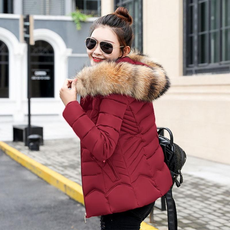 c06c1f871e06 Großhandel OLOEY 2018 Neue Winterjacke Frauen Faux Pelz Mit Kapuze Parka  Mäntel Weibliche Langarm Warme Mode Tragen Jacke Mantel Von Easme,  30.78  Auf De.