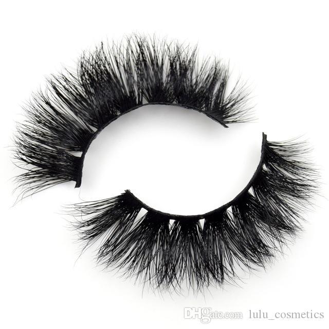 e8458034e5e 3D Mink Lashes High Volume Handmade Mink False Eyelashes Thick Full Strip Lashes  Cruelty Free Cilios Posticos E04 Long Eyelashes Novalash From ...