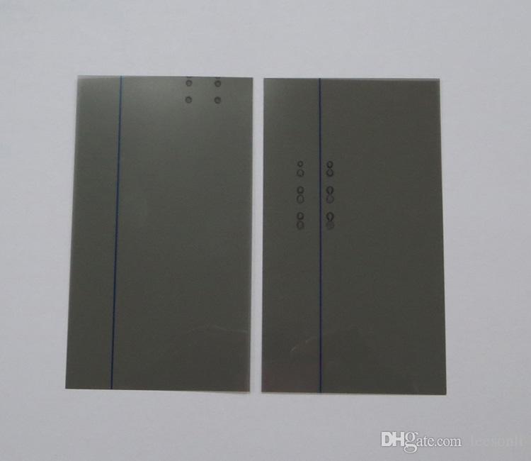 Wholesale-/ 100% original Polarizador de la película polarizada de la película de la luz LED para Apple iPhone 6G 4.7 pulgadas
