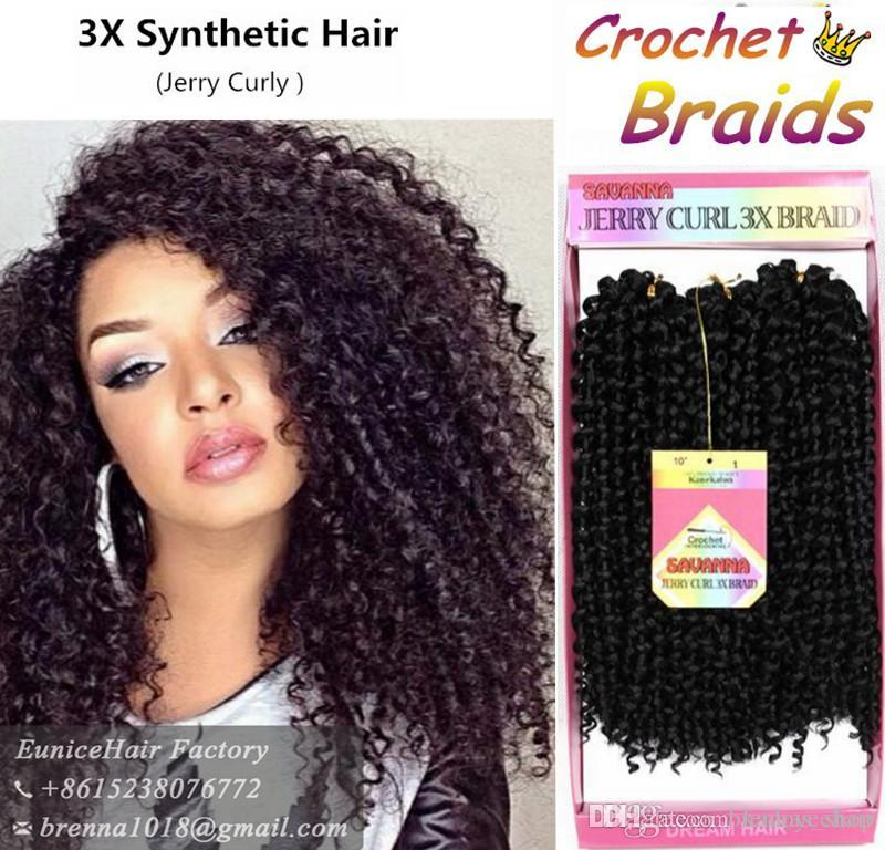 Crochet Braid Freetress Deep Twist Synthetic Braiding Hair Gray