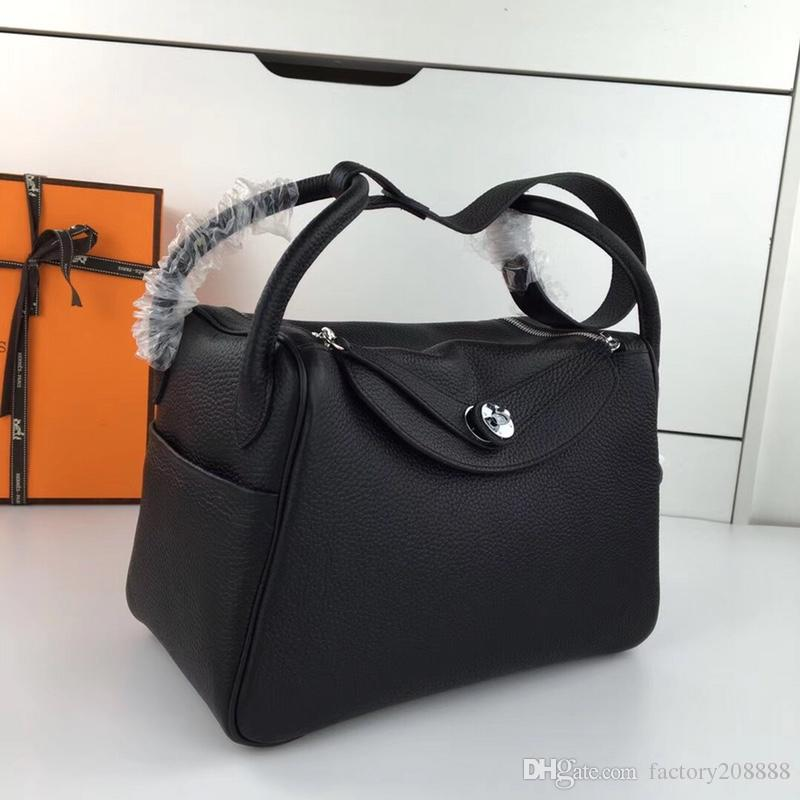 bdbd5414550 Free shipping factory direct sales in Europe and the United States hot  women's bags imported leather fashion style handbag designer handbag