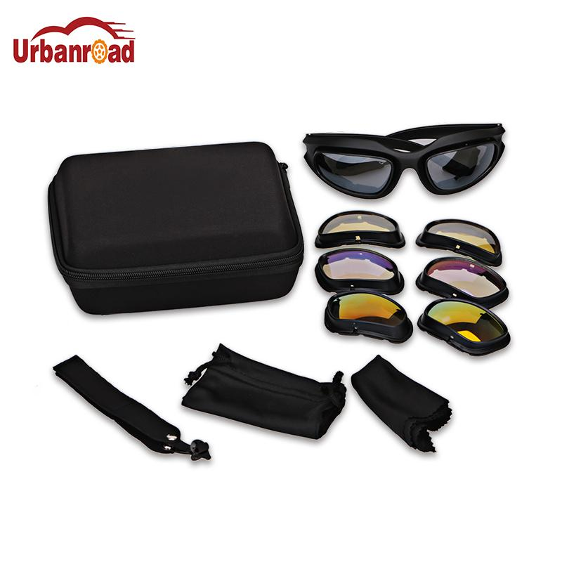 6dbcfd87c12 Motorcycle Hunting Desert Sunglasses Polarized Desert Storm Goggles Shooting  Glasses Polarized Outdoor Sunglasses Set Motorcycles Goggles Motorcycles ...