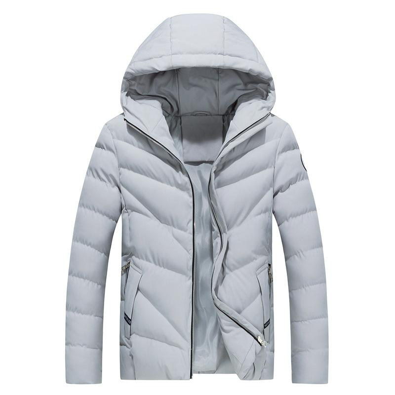 35bc63be Winter Big Hooded Duck Down Jackets Men Warm High Quality Down Coats Male  Casual Winter Outerwer Down Parkas L18101102