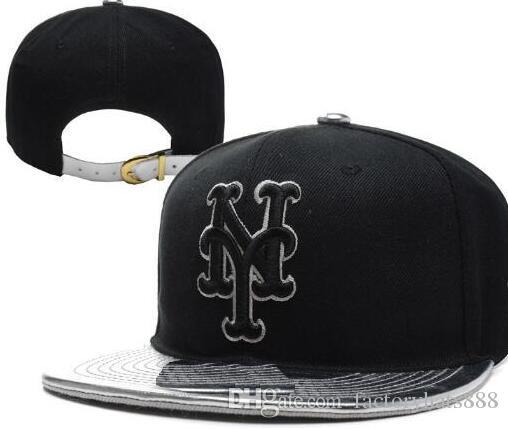76a4fac1 2018 sports New York hat baseball NY Cap Embroidery thounds styles outlet  snapback snap back Adjustable Snapbacks Sport Hats Drop Ship 004
