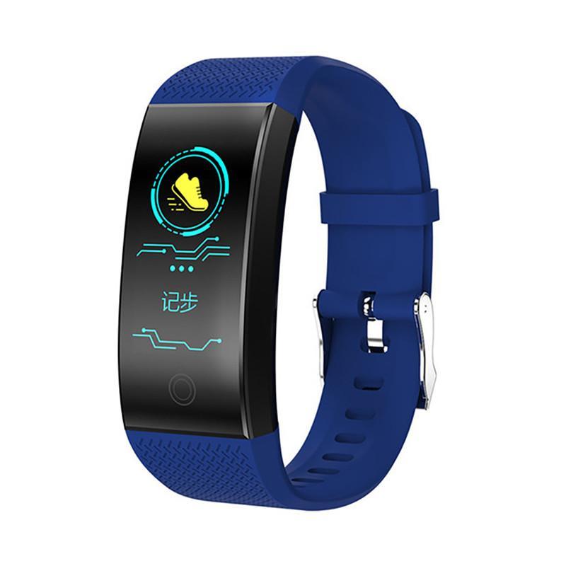 Reloj Regalo Hombres Mujer Familia Deportivo Para Cumpleaños Electrónico Hombre Amigo Pulsera Ritmo Cardíaco De IH29ED