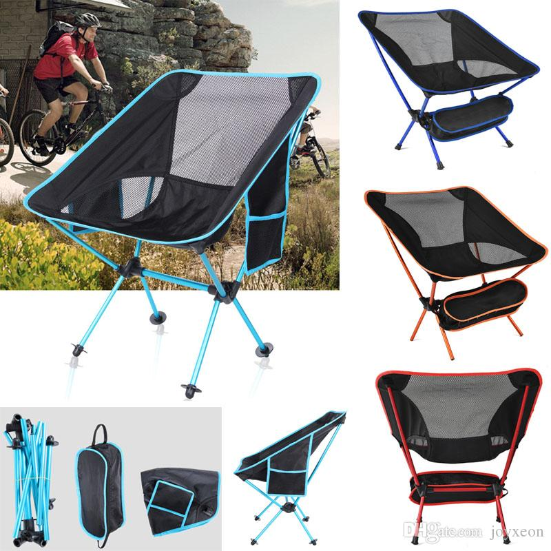 Admirable 4Colors Folding Camping Backpack Chair Compact Heavy Duty Chairs For Hiking Fish Picnic Beach Camp Backpacking Outdoor Festivals Jhh7 1152 Camellatalisay Diy Chair Ideas Camellatalisaycom