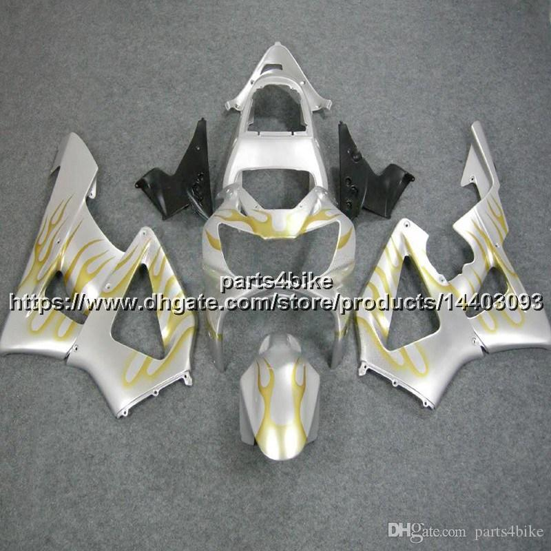 23colors+5Gifts Injection mold ABS silver Fairing For Honda CBR929RR 2000-2001 CBR929 RR 00 01 CBR 929 RR bodywork motorcycle hull