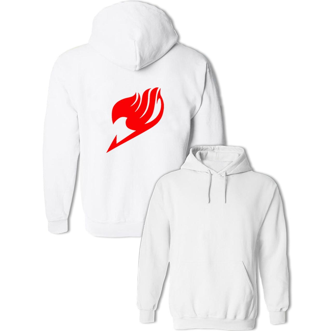 2018 Fairy Tail Guild Symbol Hoodies Mens Womens Girls Boys