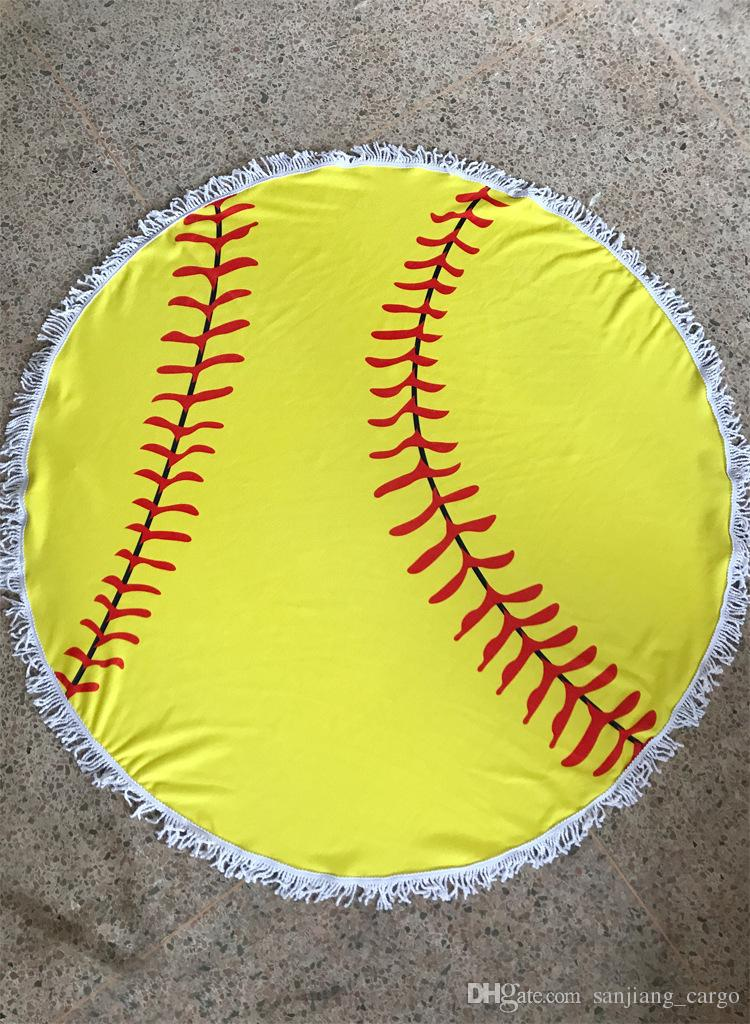 2018 Sports Basketball Softball Design Polyster Beach