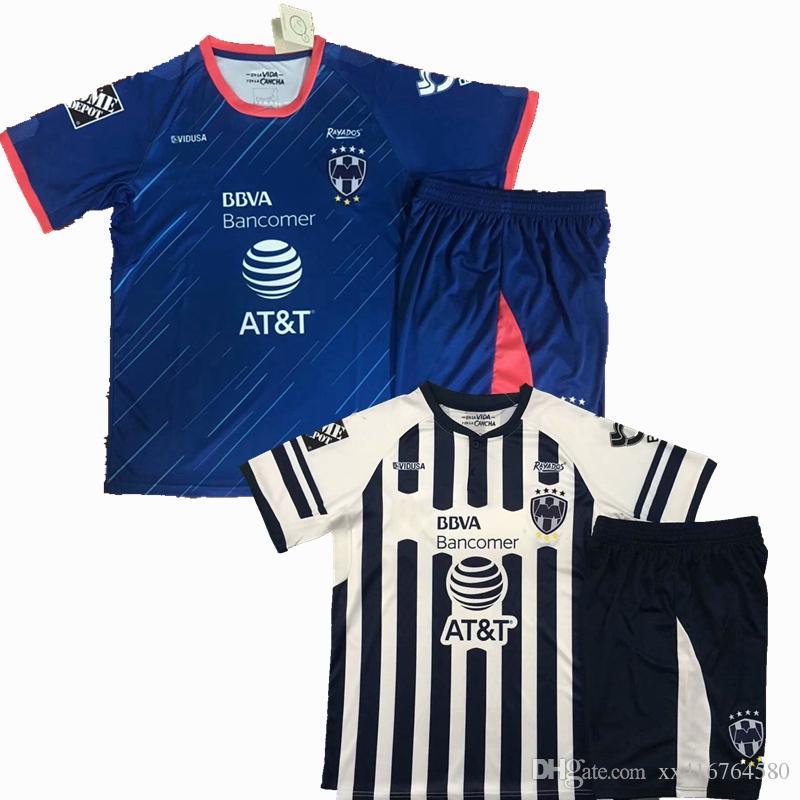 0f8541823 Monterrey kids soccer jersey boys liga monterrey home away boys football  shirt jpg 800x800 2018 home