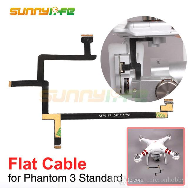 Gimbal Flat Cable Repairing Use Flat Wire for DJI Phantom 3 Standard