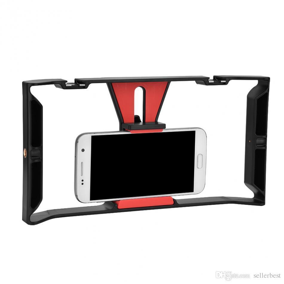 Ulanzi Handheld Phone Stand Holder Stabilizer Bracket Holder for 4 ~ 7 Inches Phones Smartphone Universal