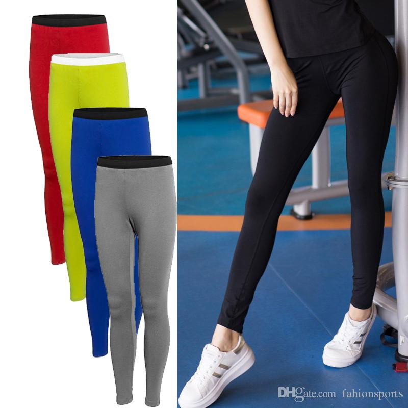 2019 Winter GYM Leggings Fitness Trousers Women Compression Pants Sports Tights  Running Pantalones Skinny Yoga Pants Girls From Fahionsports,  6.1   DHgate. 11edea49e698