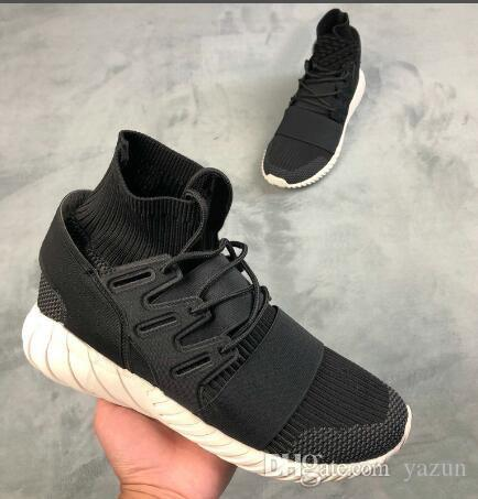 buy popular 01494 9838d 2018 new men TUBULAR DOOM PK Casual Sports Shoes,popular mens Casual  Running shoes,Fashion Training Sneakers skate,Dropshipping Accepted