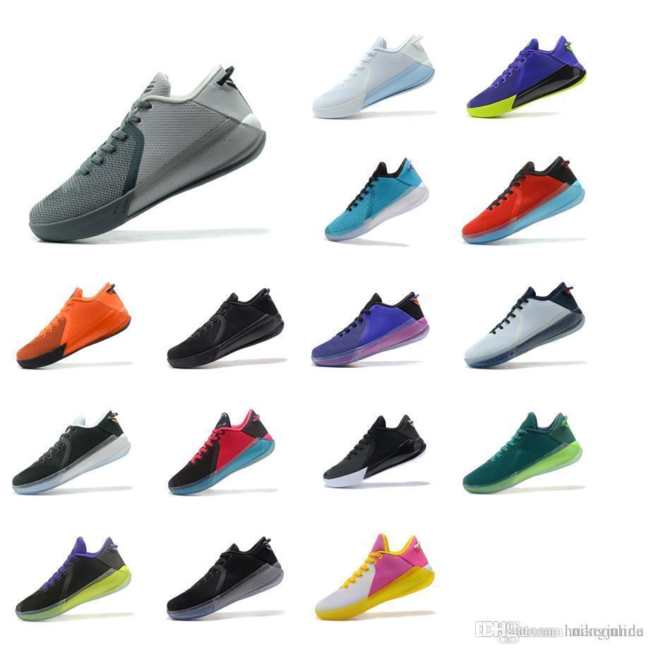 2019 cheap mens kobe venomenon 6 vi basketball shoes black white rh dhgate com