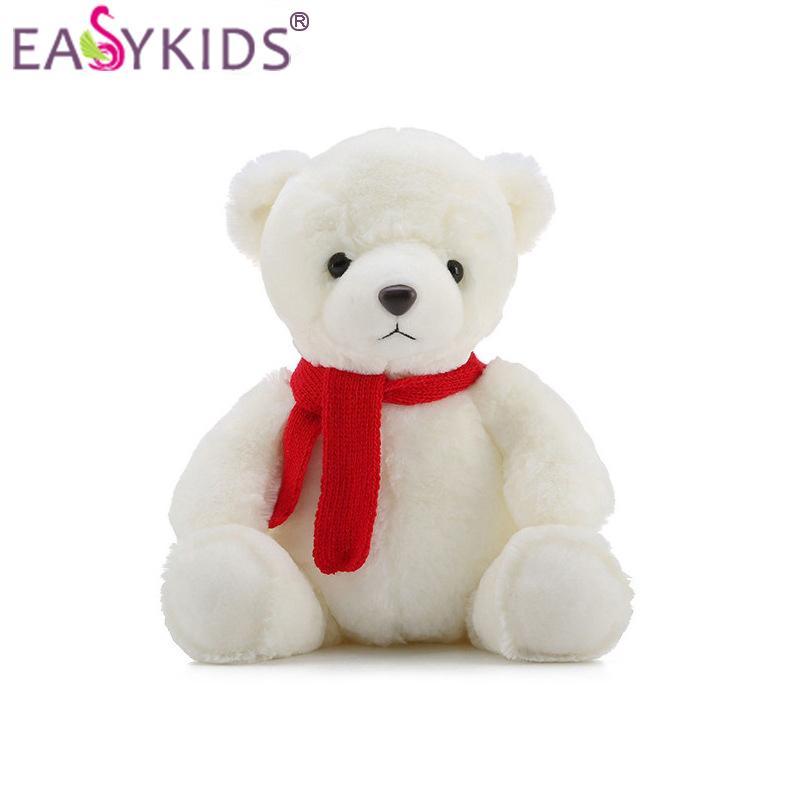 Großhandel Schöne Kinder Eisbär Plüsch Puppe Spielzeug Stofftier ...