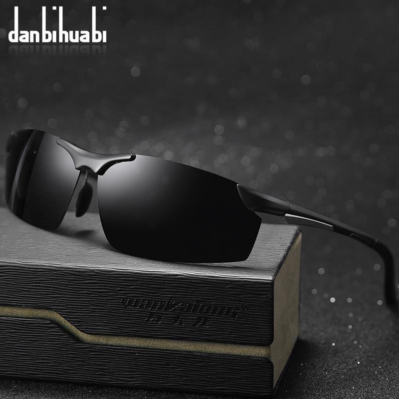 Wholesale Sports Series Polarized Sunglasses 2018 Fashion Aluminum ...
