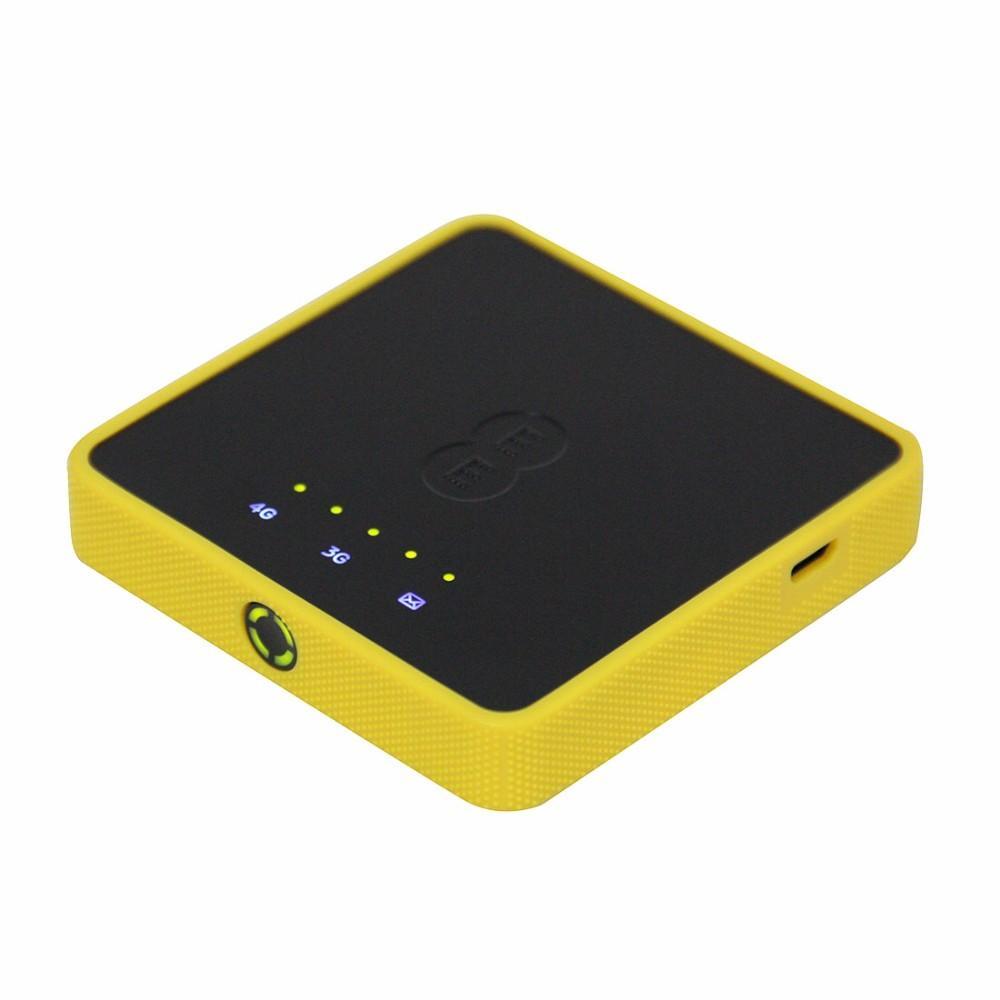 Unlocked Alcatel Y853 100M 4G LTE FDD 800/1800/2600MHz Wireless Router  Pocket Wifi Mobile Hotspot Broadband pk y800 y854 y855