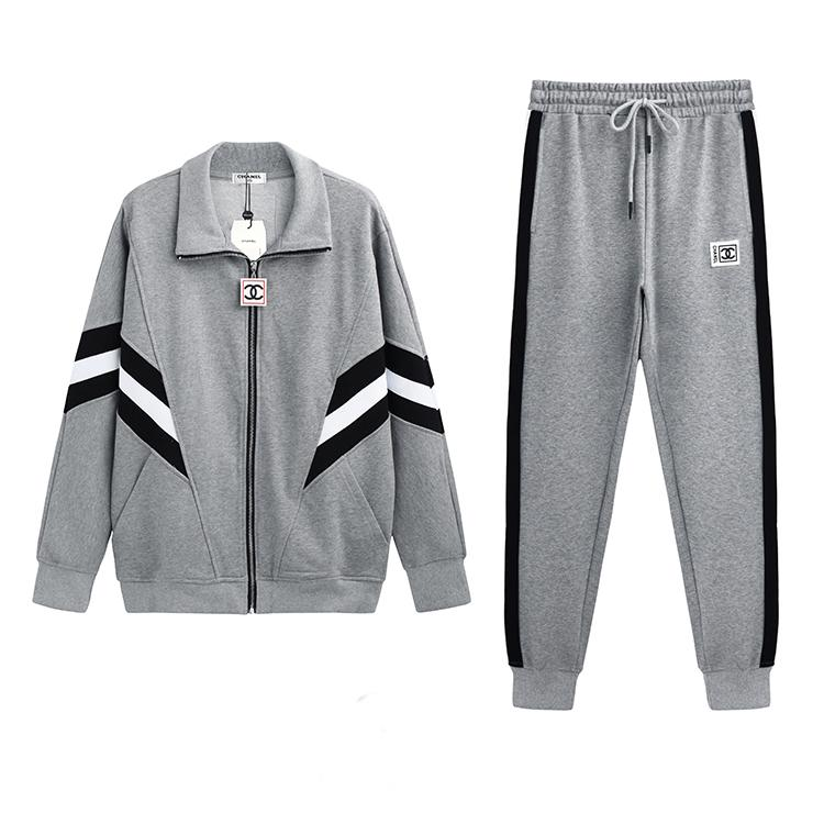 New Designer Mens Tracksuits Fashion Casual Luxury Autumn Set Zipper