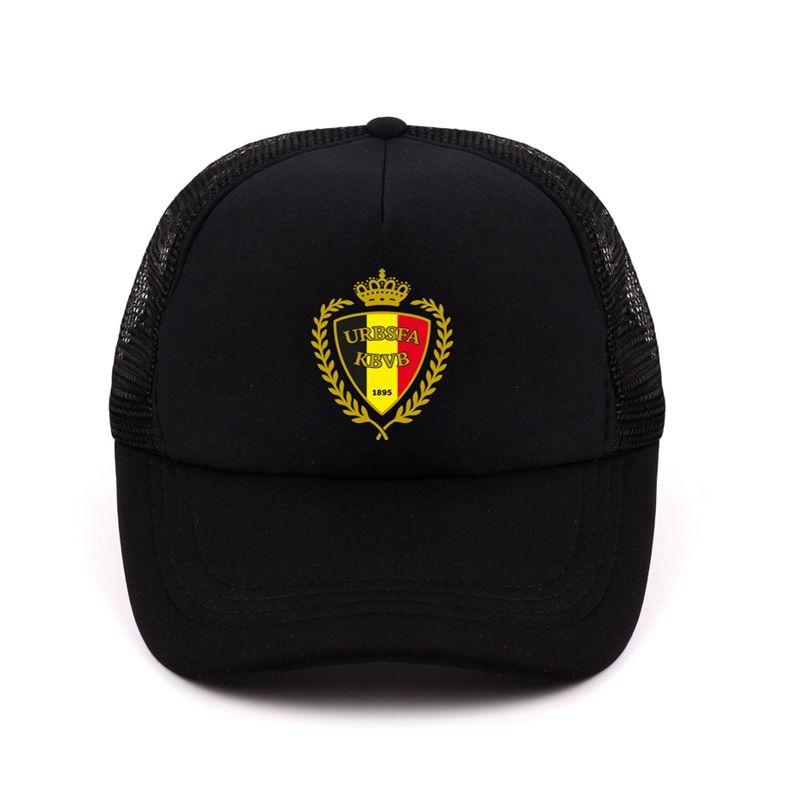 100% Cotton Hat Black Cap Blank Snapback Hip Hop Dad Cap Designer Hats Men  Women Visor Hat Gorra Belgium National Flag Flexfit Caps Cap Store From  Poety f62aba1fcac