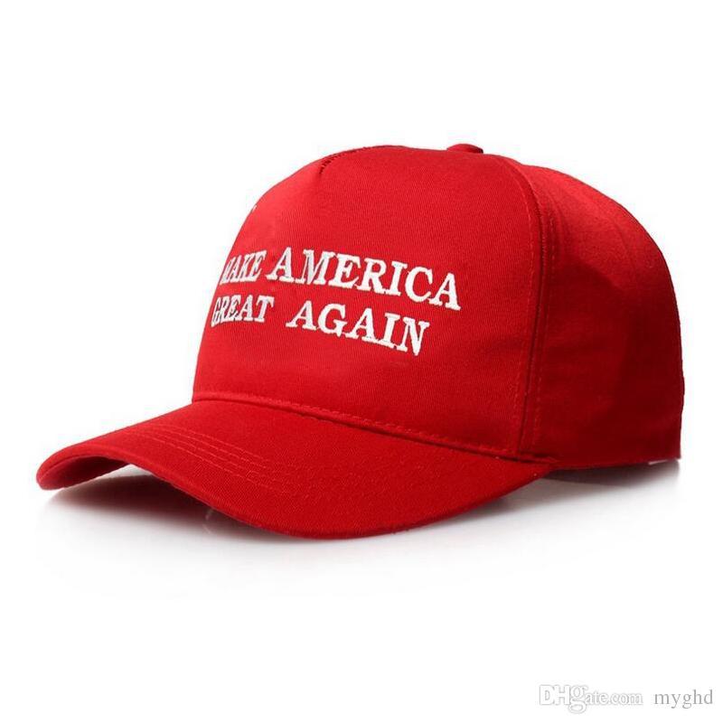 c795e6f6fff 2018 NEW Make America Great Again Letter Hat Donald Trump Republican ...