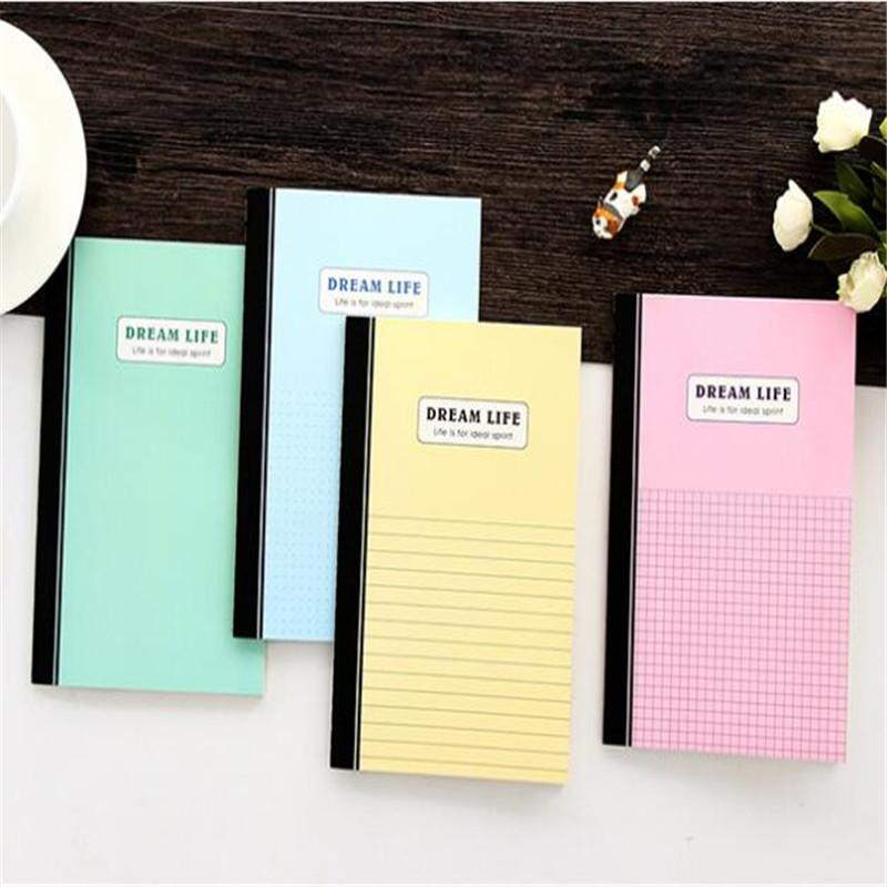 1PCS Exquisite cute personal diary school notebooks colorful kawaii day planner stationery office supplies cartoon books for kid