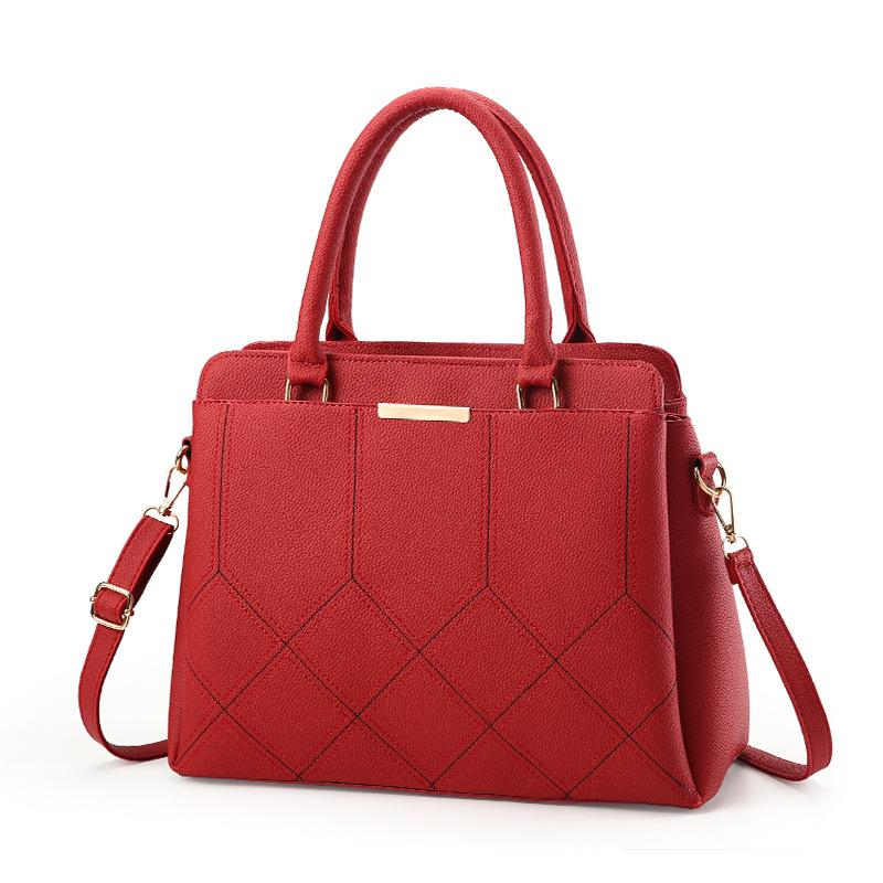 3b65d6d45f MONNET CAUTHY New Arrival Bags For Women Classic Fashion Elegant Lady  Handbags Solid Color Wine Red Orange Green Crossbody Totes Designer Handbags  Totes ...