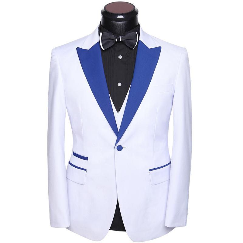 5287133069 Wedding Suits For Men 2018 Latest Coat Pants Vest Designs Stylish Slim Fit  Prom Party Suit Groom Wedding Dress White Gold Orange Canada 2019 From  Nevalee, ...