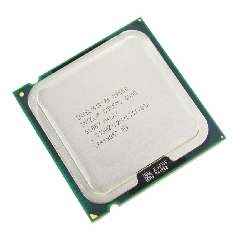 2018 Lga775 Fan Intel Core 2 Quad Q9550 Processor 283ghz 12mb L2 Cache Fsb 1333 Desktop Lga 775 Cpu From Huaandxing 8141