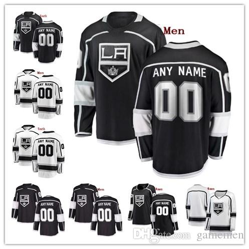 2019 Custom Los Angeles Kings Adrian Kempe Alec Martinez 17 Ilya Kovalchuk  8 Drew Doughty Mens Women Youth Hockey Stitched Jersey From Gamemen 553b7baa3