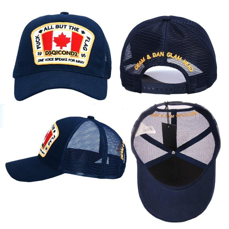 2019 Hot Popular Mesh Caps For Summer Men Women High Quality Baseball Caps  Fashion Flag Embroidery Hats Curved Sport Hats For Golf Fishing Travel From  ... 16e0f8dfe448