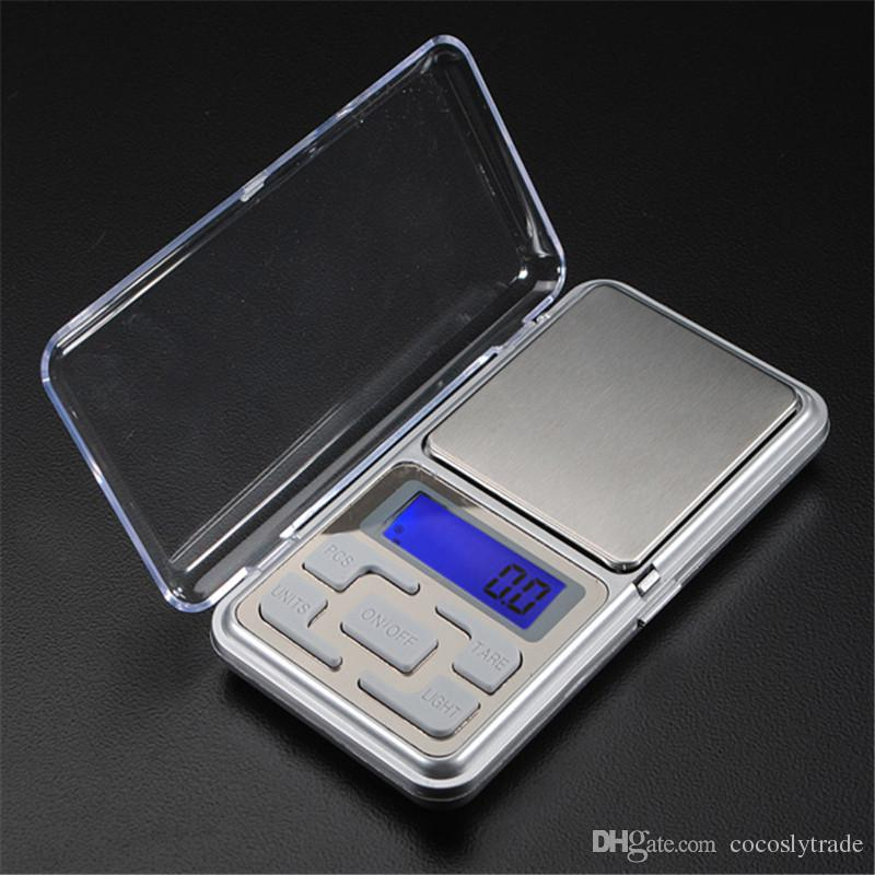 100g/0.01g Mini Digital Scale LCD Electronic Capacity Gram Balance Diamond Jewelry Weight Weighing FOR Pocket Scales New