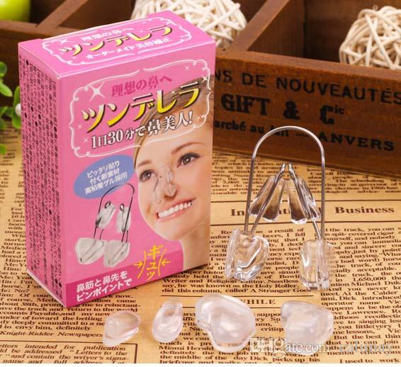 High Quality Nose Up Shaper Clipper Nose Lifting Bridge Straightening Beauty Nose Clip Face Fitness Facial Clipps Offer Drop Shipping