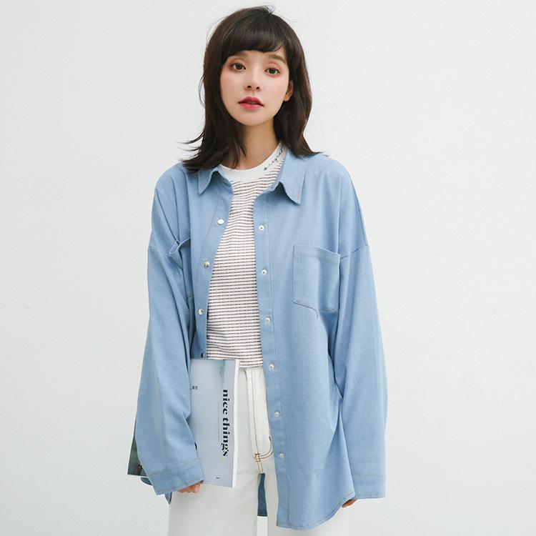 Imprimer Loose Courte Femmes Jackets Oversized Veste Acheter Denim RSxUndwRZ