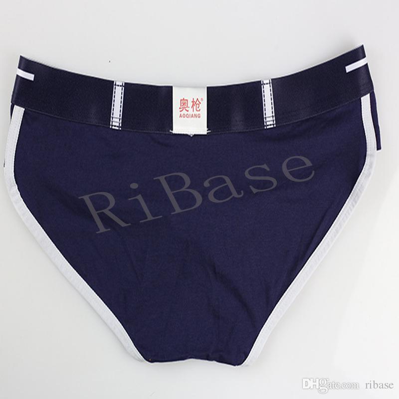 2018 Hot Sale Brand Male Underwear Man Briefs Underwear Briefs Hombre calzoncillos de algodón de alta calidad Sexy Boxer Men Underwear