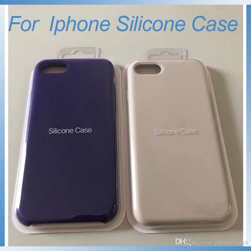 ce2d509682f73 For Iphone X Phone Case And Accessories Colorful Full Protection Silicone  Mobile Case Covers For Iphone X 8 7 Case Cell Phone Cover Cell Phone Wallet  Case ...