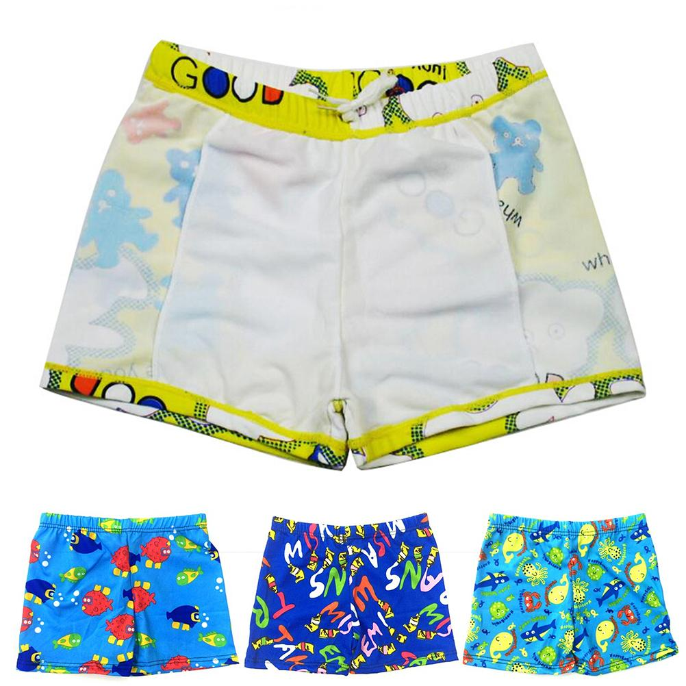 ff8bfd82311de 2019 Cartoon Printed Toddler Baby Kid Child Swimming Trunks Swimsuit Beach  Swimwear Shorts Ages 3 To 8 Boys Summer Swim Wear From Vincant, $25.91 |  DHgate.