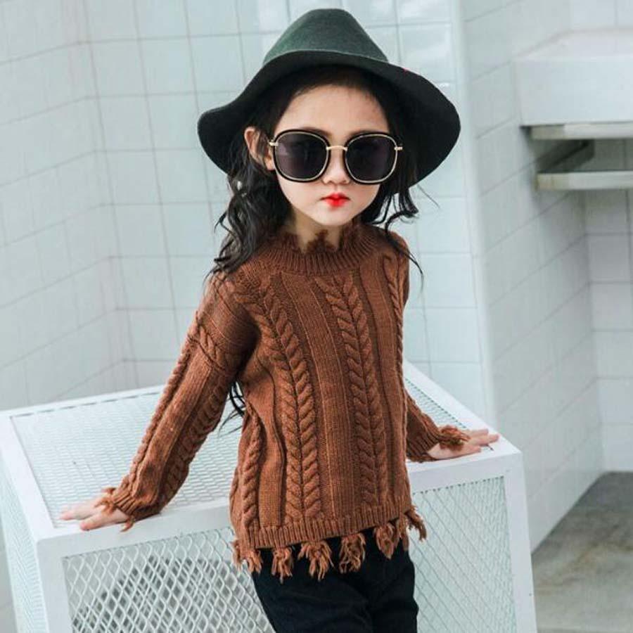 375534567b26 Baby Girls Sweater Toddler Kids Spring Autumn Clothes Girls ...