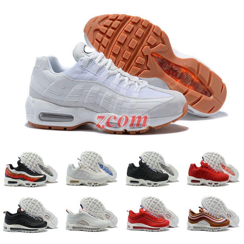 Cheap 2018 Newest 97 97s TT Prm Running Shoes Men Women 95 97 Brown Zebra Kanye West Women Runs Outdoor Mens Sports Shoe Trainer discount footlocker pictures cheap visit new i91dgZdM7